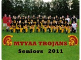 2011 Mountlake Terrace Trojans 11-0 League Champs