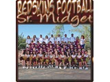 Tucson Redskins 14-0 City Champions
