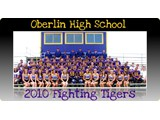 2010 Oberlin High, Oberlin, LA 13-0 heading to playoffs.Rushing - 5345 yards.
