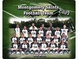 Montgomery Saints Montgomer, AL 8-1 season, City runner up