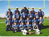 2009 Titans - Keller, TX 10-0 season, Super Bowl Champs 40-0